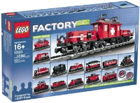 LEGO Trains 10183 HOBBY TRAIN SET
