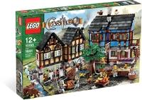 LEGO Castle 10193 Средневековый рынок