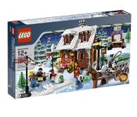 LEGO Seasonal 10216 Зимняя деревенская пекарня
