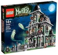 LEGO Monster Fighters 10228 Дом с привидениями