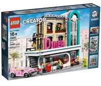 LEGO Creator 10260 Ресторанчик в центре