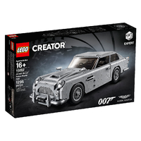 LEGO Creator 10262 Джеймс Бонд: Aston Martin DB5