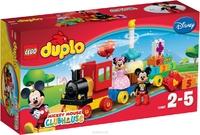 LEGO Duplo 10597 День рождения Микки и Минни
