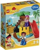 LEGO Duplo 10604 Джейк и пиратский остров сокровищ в Неверляндии