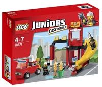 LEGO Juniors 10671 Пожарная опасность