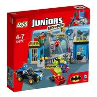 LEGO Juniors 10672 Пещера Бэтмена