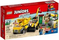 LEGO Juniors 10734 Стройплощадка