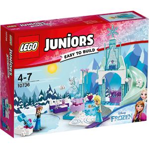 LEGO Juniors 10736 Игровая площадка Эльзы и Анны