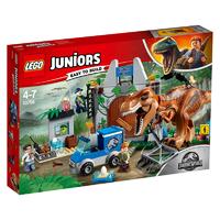 LEGO Juniors 10758 Побег Ти-Рекса