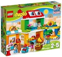 LEGO Duplo 10836 Соседи (Городская площадь)