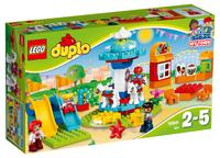 LEGO Duplo 10841 Семейный парк аттракционов