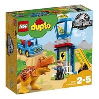 LEGO Duplo 10880 Башня Ти-рекса