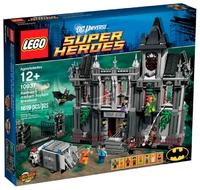 LEGO DC Super Heroes 10937 Раскрытие убежища в Аркхеме