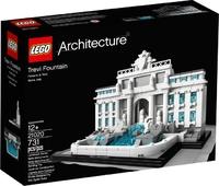LEGO Architecture 21020 Фонтан Треви