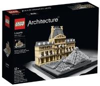 LEGO Architecture 21024 Лувр