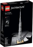 LEGO Architecture 21031 Бурдж-Халифа