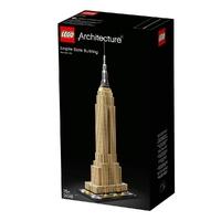Lego Architecture 21046 Эмпайр Стейт Билдинг