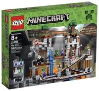 LEGO Minecraft 21118 Шахта