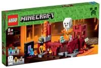 LEGO Minecraft 21122 Подземная крепость