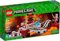 LEGO Minecraft 21130 Подземная железная дорога