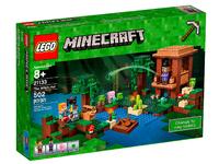 LEGO Minecraft 21133 Хижина ведьмы