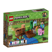 LEGO Minecraft 21138 Арбузная ферма