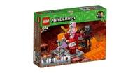 LEGO Minecraft 21139 Бой в Подземелье