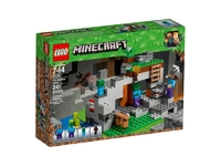 LEGO Minecraft 21141 Пещера зомби