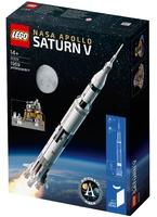 LEGO Ideas 21309 Сатурн-5