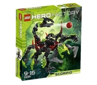 LEGO Hero Factory 2236 Скорпио