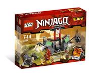 LEGO Ninjago 2254 Горный склеп
