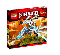 LEGO Ninjago 2260 Атака ледяного дракона