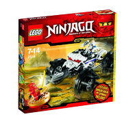 LEGO Ninjago 2518 Вездеход Нускала
