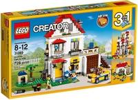 LEGO Creator 31069 Модульная семейная вилла