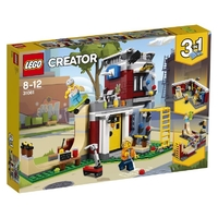 LEGO Creator 31081 Модульная скейт-площадка