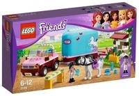 LEGO Friends 3186 Эмма и трейлер для её лошадки