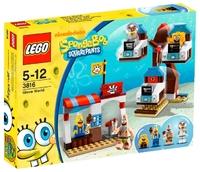 LEGO SpongeBob 3816 Glove World