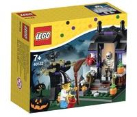 LEGO Seasonal 40122 Угощай или на себя пеняй