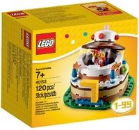 LEGO Seasonal 40153 Торт ко Дню Рождения
