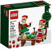 LEGO Seasonal 40205 Мастерская эльфов
