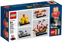 LEGO Promotional 40290 60 лет LEGO