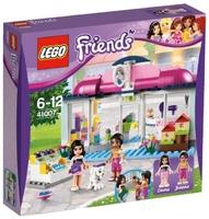 LEGO Friends 41007 СПА-салон для питомцев