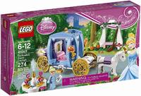 LEGO Disney Princess 41053 Карета Золушки