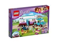 LEGO Friends 41125 Ветеринарный трейлер для лошади