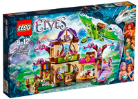 LEGO Elves 41176 Тайный рынок
