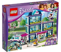 LEGO Friends 41318 Госпиталь Хартлейк-сити