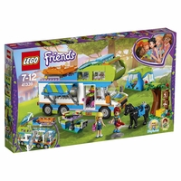 LEGO Friends 41339 Фургон Мии