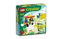 LEGO Creator 4171 Спот и его друзья