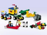 LEGO Creator 4175 Макс и Тина отправляются на поиски приключений
