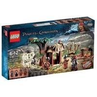 LEGO Pirates of the Caribbean 4182 Побег от каннибалов